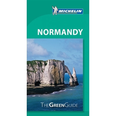 Normandy Green Guide Michelin