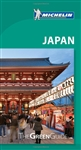 Japan Michelin Green Travel Guide Book. The updated Green Guide Japan presents the country in all its diversity, from Tokyo's hyper-modern skyscrapers to Kyoto's shrines and temples and Nara's historic structures. Visit some of the country's sixteen UNESC