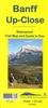Banff Up Close Trail Map & Guide - Gem Trek. This map-and-guide-in-one is designed for people who are only going to be in Banff for one to three days, and want to know what the highlights are and how to find them. On the front is a detailed relief-shaded