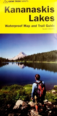 Kananaskis Lakes Map & Trail Guide Gem Trek. Popular day hikes covered on this map include Elbow Lake, Chester Lake, Burstall Pass, Headwall Lakes, Kananaskis Lookout, Upper Kananaskis Lake Circuit, Rawson Lake, Elk Lakes and Ptarmigan Cirque where more t