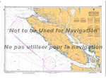 3001 Vancouver Island Juan de Fuca Strait to Queen Charlotte Sound Nautical Chart