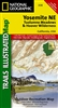 308 Yosemite NE Tuolumne Meadows Hoover Wilderness National Geographic Trails Illustrated