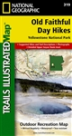 319 Old Faithful Day Hikes Yellowstone National Park National Geographic Trails Illustrated