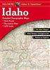 Idaho Atlas and Gazetteer Delorme