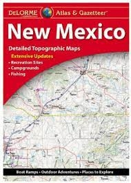 New Mexico Atlas and Gazetteer
