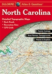 North Carolina Atlas and Gazetteer