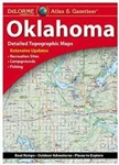 Oklahoma Atlas & Gazetteer - The Delorme State Atlas and Gazetteers arm you with the necessary information for any outdoor pursuit, anywhere in the USA. Whether hiking, fishing, hunting, operating a GPS unit, or even driving scenic routes.