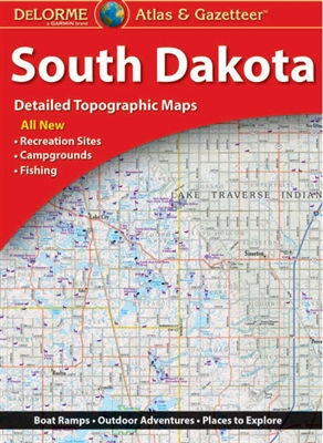 South Dakota and Gazetteer