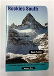 Canadian Rockies South Climbing Routes Guide Book. The Rockies South guide book is the companion volume to Rockies Central and Rockies West, and the essential guide to peaks north of the Canada and United States border. This guidebook is an invitation to