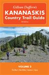 Kananaskis Country Trail Guide - Volume 3. With over 100,000 copies of the previous editions sold, Gillean Dafferns bestselling hiking guides to Kananaskis Country have been completely reformatted, revised and updated. Volume three includes Ghost, Bow Va