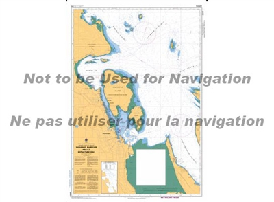 3447 - Nanaimo Harbour and Departure Bay Nautical Chart. Canadian Hydrographic Service (CHS)'s exceptional nautical charts and navigational products help ensure the safe navigation of Canada's waterways. These charts are the 'road maps' that guide mariner