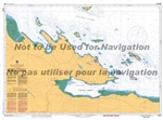 3459 - Approaches to Nanoose Harbour Nautical Chart. Canadian Hydrographic Service (CHS)'s exceptional nautical charts and navigational products help ensure the safe navigation of Canada's waterways. These charts are the 'road maps' that guide mariners sa