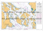 3462 - Juan de Fuca Strait to Strait of Georgia. Canadian Hydrographic Service (CHS)'s exceptional nautical charts and navigational products help ensure the safe navigation of Canada's waterways. These charts are the 'road maps' that guide mariners safely