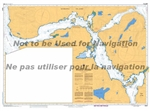 3537 - Okisollo Channel Nautical Chart. Canadian Hydrographic Service (CHS)'s exceptional nautical charts and navigational products help ensure the safe navigation of Canada's waterways. These charts are the 'road maps' that guide mariners safely from por
