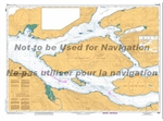 3544 - Johnstone Strait, Race Passage and Current Passage Nautical Chart. Canadian Hydrographic Service (CHS)'s exceptional nautical charts and navigational products help ensure the safe navigation of Canada's waterways. These charts are the 'road maps' t