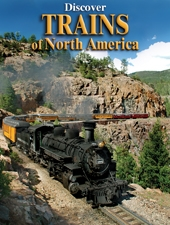 Playing Cards Trains of North America