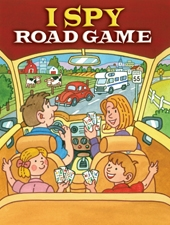 Playing Cards I Spy Road Game