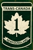 Replica Trans-Canada Highway 1 - Newfoundland Metal Sign measures 12 inches by 18 inches and weighs in at 2 lb(s). This Metal Sign is hand made in the USA using heavy gauge American steel.