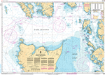 3800 - Dixon Entrance Nautical Chart. This chart shows Dixon Entrance, Clarence Straight and Hectate Straight. Also includes Graham Island and Prince of Wales Island.