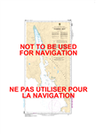 3858 - Flamingo Inlet - Canadian Hydrographic Service (CHS)'s exceptional nautical charts and navigational products help ensure the safe navigation of Canada's waterways. These charts are the 'road maps' that guide mariners safely from port to port. With