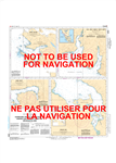 3860 - Harbours on the West Coast of Graham Island - Canadian Hydrographic Service (CHS)'s exceptional nautical charts and navigational products help ensure the safe navigation of Canada's waterways. These charts are the 'road maps' that guide mariners sa