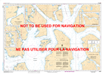 3945 - Approaches to Douglas Channel - Canadian Hydrographic Service (CHS)'s exceptional nautical charts and navigational products help ensure the safe navigation of Canada's waterways. These charts are the 'road maps' that guide mariners safely from port