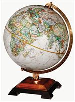 Bingham 12 Inch National Geographic Globe
