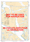 3985 - Principe Channel Central Portion Nautical Chart