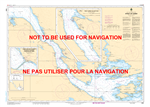 4302 - Strait of Canso - Canadian Hydrographic Service (CHS)'s exceptional nautical charts and navigational products help ensure the safe navigation of Canada's waterways. These charts are the 'road maps' that guide mariners safely from port to port. With