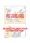 4509 - Pistolet Bay - Canadian Hydrographic Service (CHS)'s exceptional nautical charts and navigational products help ensure the safe navigation of Canada's waterways. These charts are the 'road maps' that guide mariners safely from port to port. With in