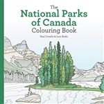 National Parks of Canada Coloring Book. Discover Canada's stunning, natural beauty with scenes from all of Canada's beloved national parks, including Gros Morne, Fundy, Point Pelee, Jasper, Banff, Auyuittuq, Ivvavik and the Pacific Rim.