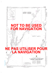 4583 - St. Julien Island to Hooping Harbour including Canada Bay - Canadian Hydrographic Service (CHS)'s exceptional nautical charts and navigational products help ensure the safe navigation of Canada's waterways. These charts are the 'road maps' that gui