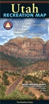 The Utah Recreation Map is the ideal planning tool for everything outdoors, from a nearby day-hike to a vacation adventure in one of Utah's rugged parks and wilderness areas. It's the only Utah map that benefits from Benchmark's field-checked accuracy and