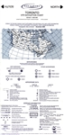 VNC 5000 Toronto - VFR Navigation Chart. The VFR Navigation Chart (VNC) is used by VFR pilots on short to extended cross-country flights at low to medium altitudes and at low to medium airspeeds. The chart displays aeronautical information and sufficient