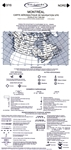 VNC 5002 Montreal - VFR Navigation Chart. The VFR Navigation Chart (VNC) is used by VFR pilots on short to extended cross-country flights at low to medium altitudes and at low to medium air speeds. The chart displays aeronautical information and sufficien