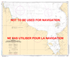 5003 - Hudson Bay and James Bay - Southern Portion - Canadian Hydrographic Service (CHS)'s exceptional nautical charts and navigational products help ensure the safe navigation of Canada's waterways. These charts are the 'road maps' that guide mariners sa