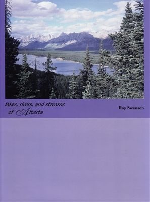Lakes, Rivers and Streams of Alberta - Southern Basins is a fantastic hardcover reference book to the Southern Alberta river and lake systems. It contains a section detailing all of the major fish species in Alberta. Each river basin has its own section c