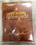 Calgary First Nations Stampede History Map. Calgary is the Stampede City. Since 1918, the annual celebration has brought together cowboys, fairgoers and First Nations to mark the high point of the summer. The map describes in detail the First Nations part