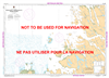 5373 - Approaches to Riviere George - Canadian Hydrographic Service (CHS)'s exceptional nautical charts and navigational products help ensure the safe navigation of Canada's waterways. These charts are the 'road maps' that guide mariners safely from port