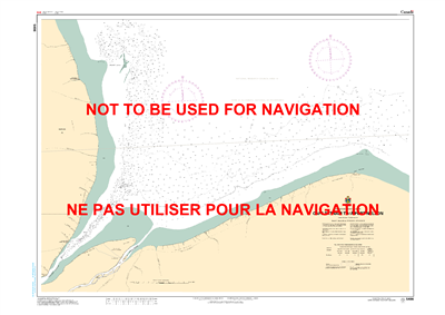 5406 - Cape Tatnam to Port Nelson - Canadian Hydrographic Service (CHS)'s exceptional nautical charts and navigational products help ensure the safe navigation of Canada's waterways. These charts are the 'road maps' that guide mariners safely from port to