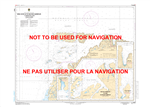 5412 - Erik Cove to Nuvuk Harbour including Digges Islands - Canadian Hydrographic Service (CHS)'s exceptional nautical charts and navigational products help ensure the safe navigation of Canada's waterways. These charts are the 'road maps' that guide mar