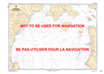 5449 - Hudson Bay - Northern Portion - Canadian Hydrographic Service (CHS)'s exceptional nautical charts and navigational products help ensure the safe navigation of Canada's waterways. These charts are the 'road maps' that guide mariners safely from port