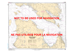 5450 - Hudson Strait - Canadian Hydrographic Service (CHS)'s exceptional nautical charts and navigational products help ensure the safe navigation of Canada's waterways. These charts are the 'road maps' that guide mariners safely from port to port. With i