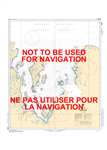 5452 - Diana Bay - Canadian Hydrographic Service (CHS)'s exceptional nautical charts and navigational products help ensure the safe navigation of Canada's waterways. These charts are the 'road maps' that guide mariners safely from port to port. With incre