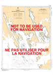 5455 - Kimmirut and Approaches - Canadian Hydrographic Service (CHS)'s exceptional nautical charts and navigational products help ensure the safe navigation of Canada's waterways. These charts are the 'road maps' that guide mariners safely from port to po