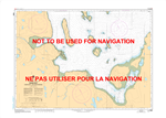 5464 - Diana Bay - Southern Portion - Canadian Hydrographic Service (CHS)'s exceptional nautical charts and navigational products help ensure the safe navigation of Canada's waterways. These charts are the 'road maps' that guide mariners safely from port