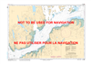 5468 - Passage aux Feuilles - Canadian Hydrographic Service (CHS)'s exceptional nautical charts and navigational products help ensure the safe navigation of Canada's waterways. These charts are the 'road maps' that guide mariners safely from port to port.