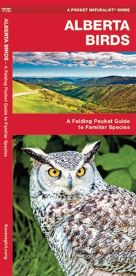 Identify Birds in Alberta - Reference Guide. Alberta is the permanent or migratory home of over 400 species of birds, including the provincial bird the great horned owl. This beautifully illustrated guide highlights over 140 familiar and unique species