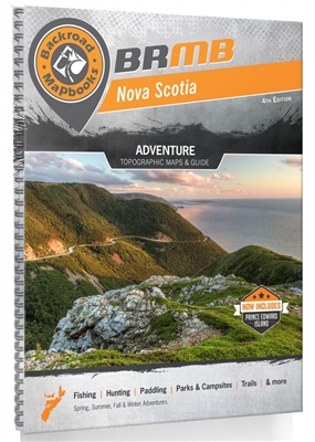 Nova Scotia & Prince Edward Island Backroad Mapbook. The 4th Edition of our Nova Scotia/Prince Edward Island Mapbook features extensive updates and upgrades from our last publication. Along with the addition of Crown land, we have added 14 new recreation