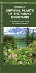 Edible Survival Plants of the Rocky Mountains is a simplified guide to familiar and widespread species of edible berries, nuts, leaves and roots found in North America. This beautifully illustrated guide identifies the most familiar plants and includes in